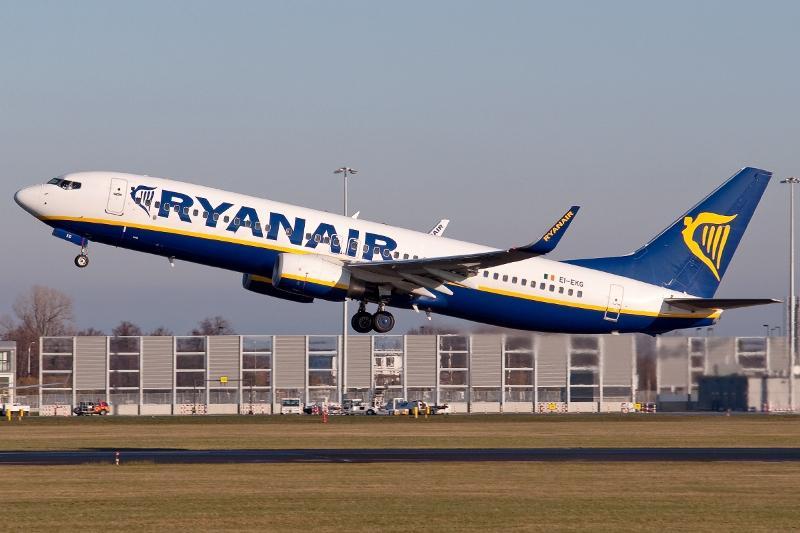 Więcej Ryanaira na wrocławskim lotnisku