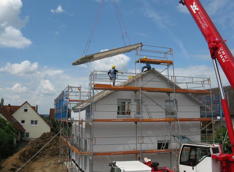 Agregat prądotwórczy na budowę
