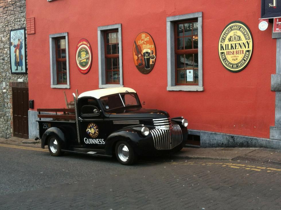 Irlandzka whisky, piwo ico jeszcze? Co nas czeka wIrlandii?