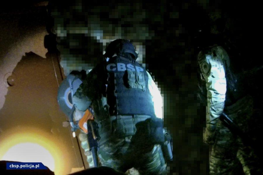 Członkowie gangu narkotykowego mogli zarobić kilkanaście milionów złotych