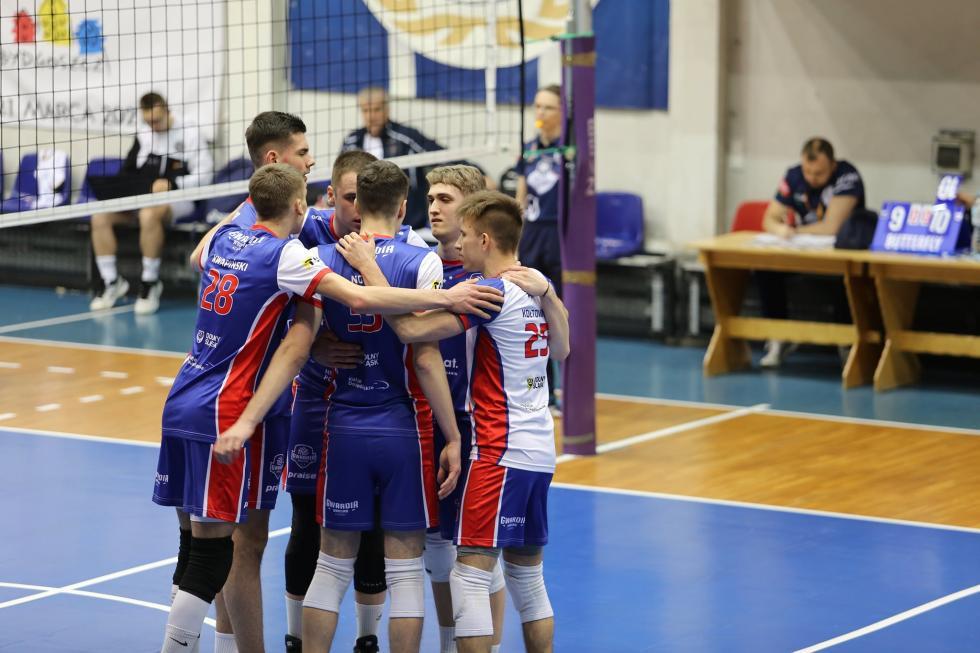 Gwardia Wrocław Academy - juniorzy grają dalej